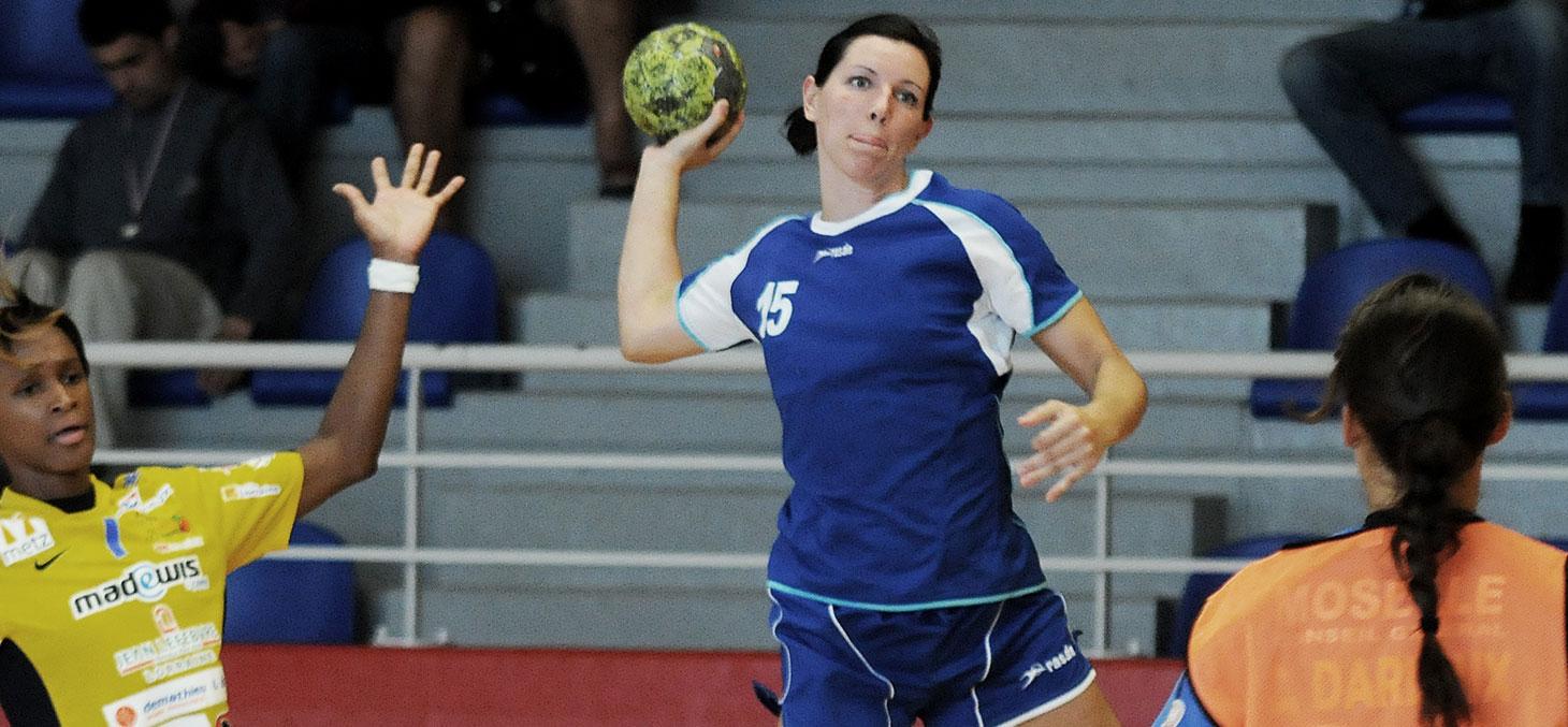 Hand-Ball Féminin  © Maud Grandjean