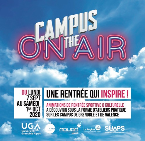 Campus on the air