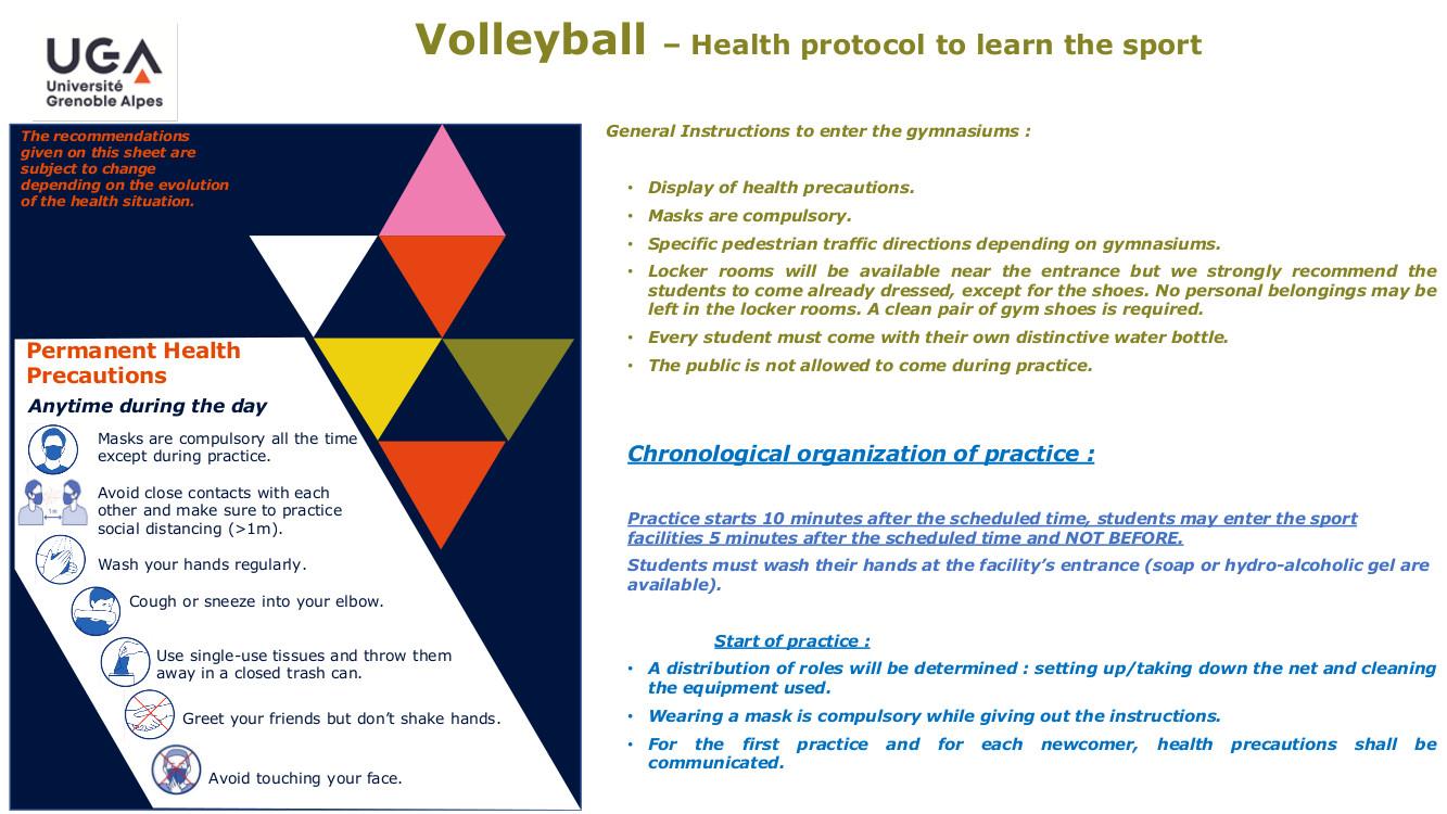 Health protocol